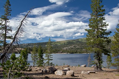 emigrant lake trail
