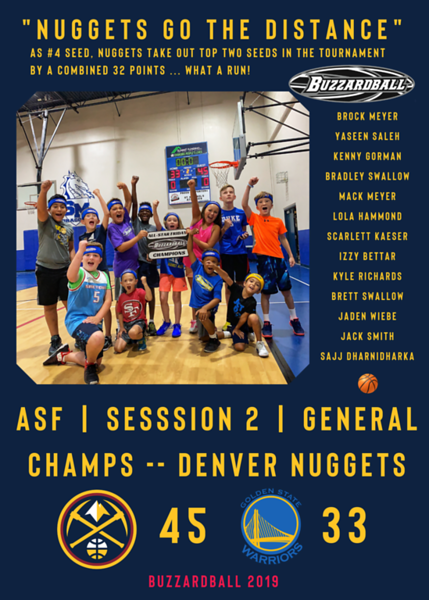 Session 2 | General | 79 Campers -- Buzzardball Record