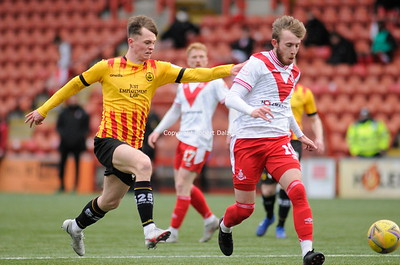 Airdrieonians v Partick Thistle (2.4) 27 3 21