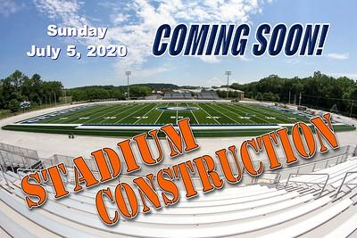 Stadium Construction July 5, 2020