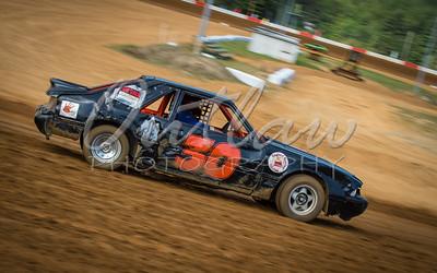 Coos Bay Speedway - May 31, 2014