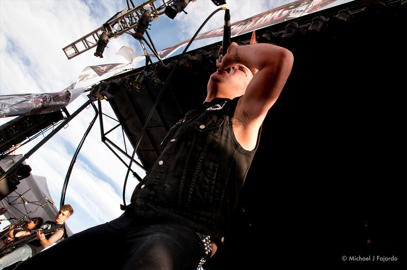 Krum Bums BYO Records' 13th Annual Punk Rock Bowling Music Festival Las Vegas, NV  May 29, 2011
