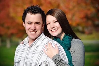Derek & Rachel {Engagement}