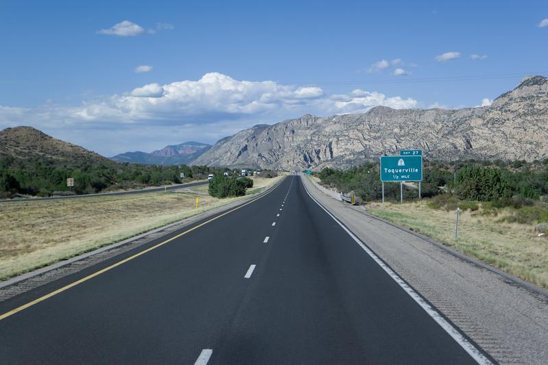 I-15 Southern Utah