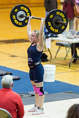 Academy at the Lakes - District Weightlifting Meet