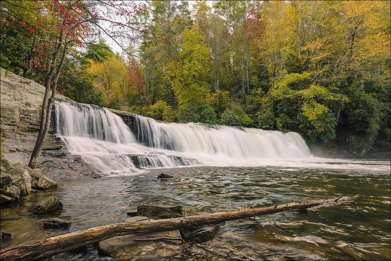 NC Waterfalls 2018