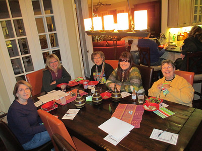November Bunco New Orleans Style 2012
