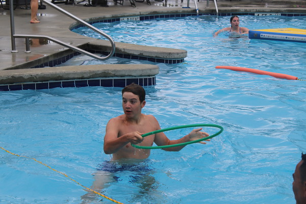 August 19 - Pool Games