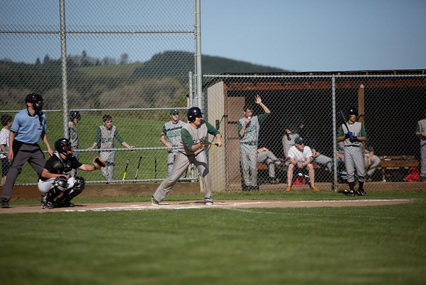 Baseball vs Santiam Christian