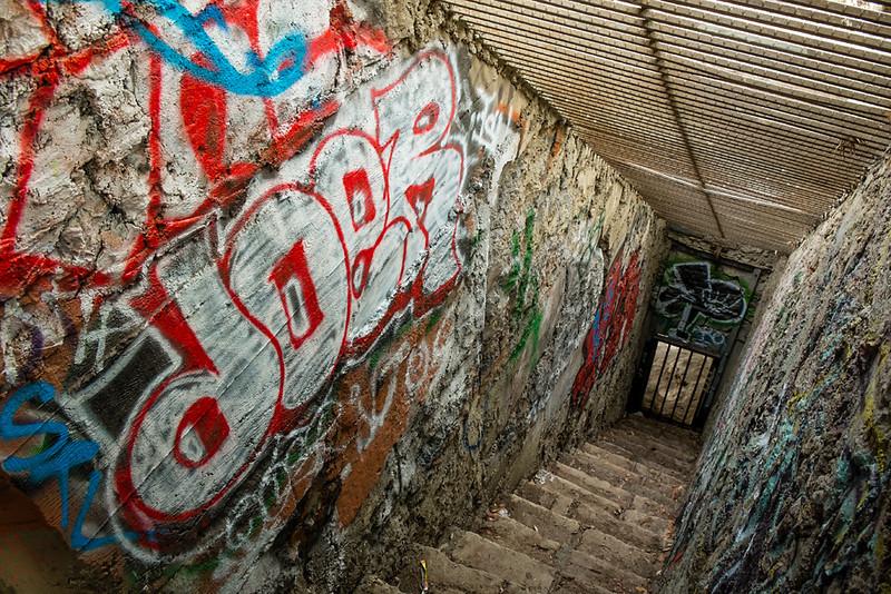 Dungeon Stairway