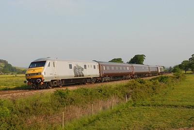 DBS Management Train