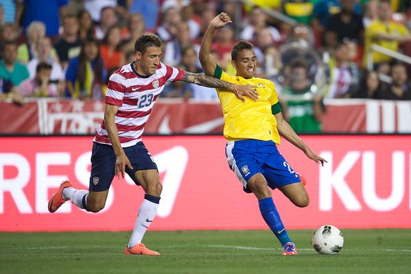 2012 Brazil v USA