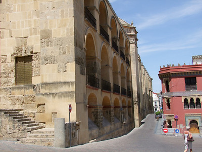 Cordoba Spain's -- Mezquita