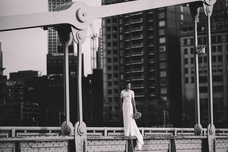 Pittsburgh Elopement Photographer - Monaco Bridge Downtown - Hadley-295.jpg