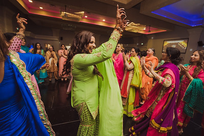 Sundeep & Dilraj Pre-Events