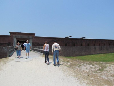 Fort Clinch Ride