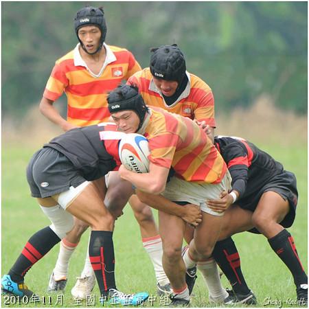2010全國中正盃高中組-準決賽-淡江中學 VS 六信中學(TKSH vs LHVS)