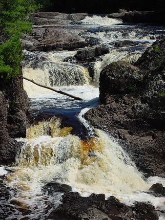 Northwoods Waterfalls