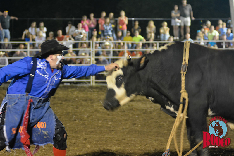 Bull Fighting - Southern Rodeo Company