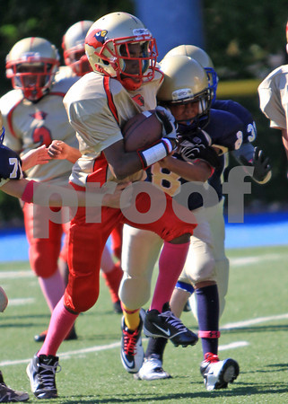 Silk City Cardinals vs Hackensack Comets JV Football