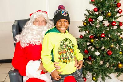 Kiwanis Club Santa Shoot 12-10-16