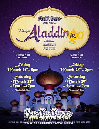 Aladdin Jr. (2014)