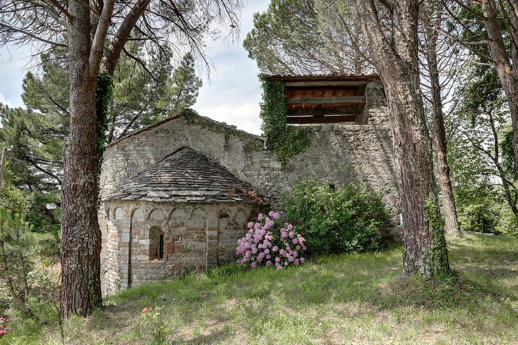 Old Tuscan Church