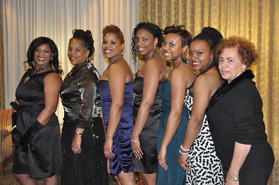 """4th Annual Masquerade Ball """"A Red Carpet Affair"""" Feb 4, 2012"""