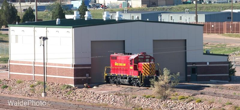 Ft. Carson, Colorado 2008