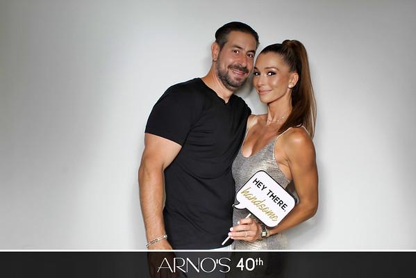 Arnos 40th Filtered