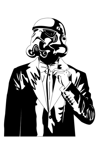 storm-trooper gala - shirt