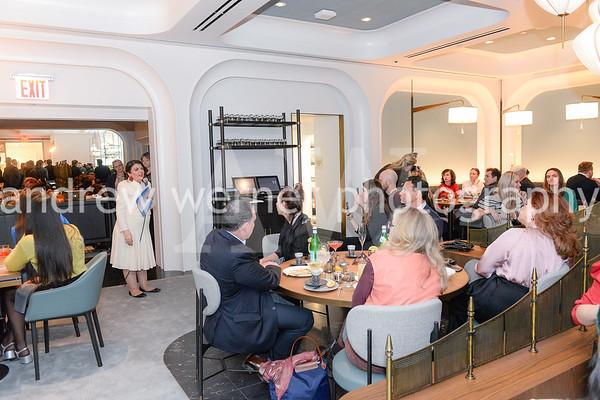 Paper Magazine x Zodiac Room VIP Dinner 3.15.19