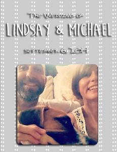 The Wedding of Lindsay & Michael
