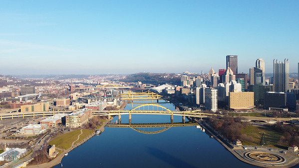 Pittsburgh Drone