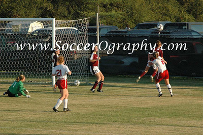2006 Lady Dragon Soccer