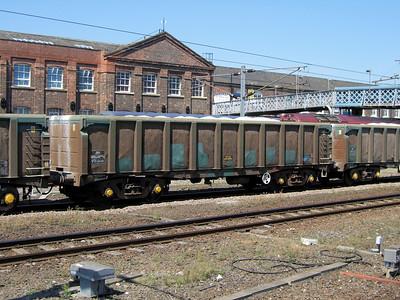 JNA (VTG) - Bogie Open Box Wagon