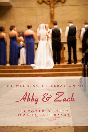 Abby and Zach