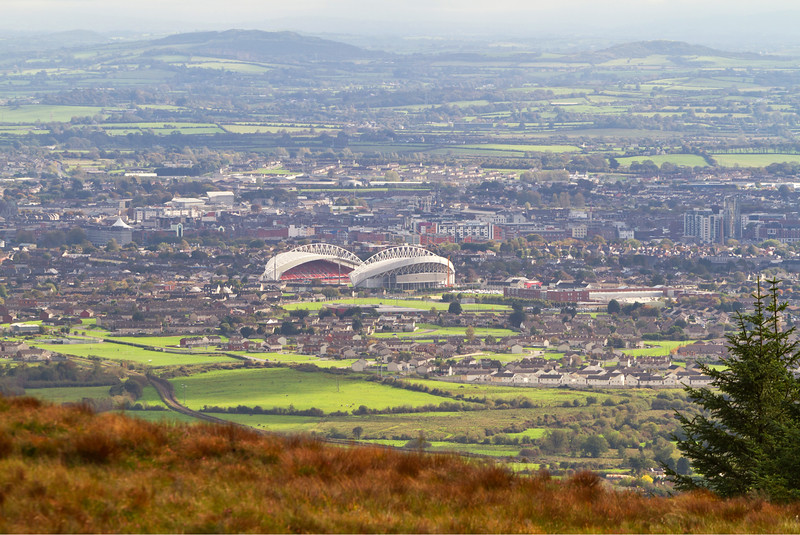 Thomond Park Rugby Games in Limerick