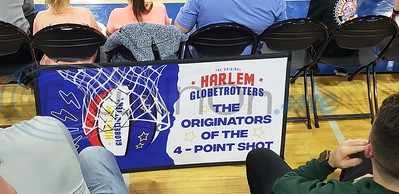 Harlem Globetrotters Pushing The Limits World Tour Comes To Tyler by Jason Mears