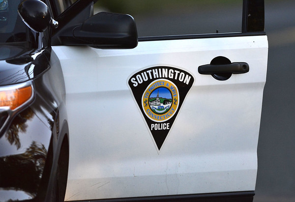 Southington police car_101218