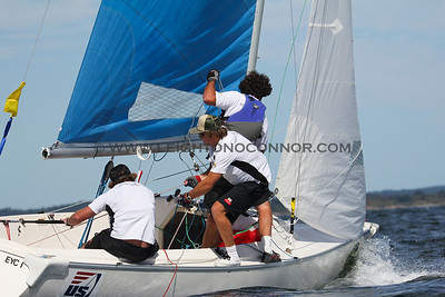 Thursday - 9-20-12 - U.S. Sailing Match Racing Championship