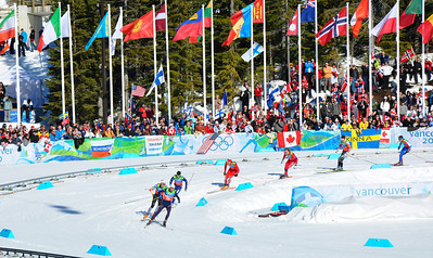 2010 Olympic Winter Games - Vancouver