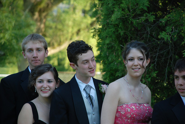 Jonathan's Senior Prom Pictures