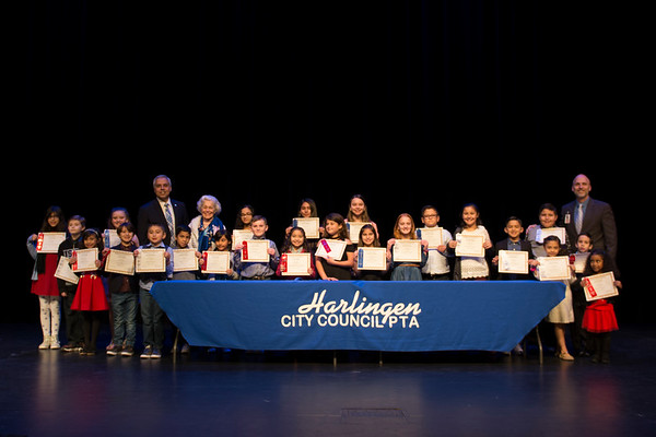 2018 City Council PTA Reflections Ceremony