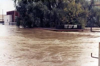 James River Flood of 1985