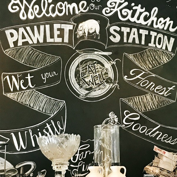 Pawlet Station