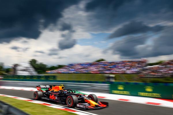 F1, Hungaroring, FP3