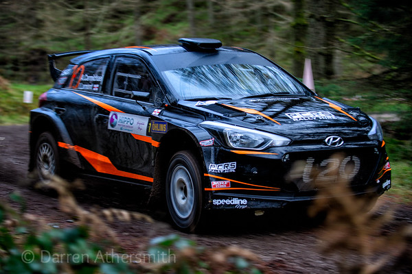 Grizedale Stages Rally 2018