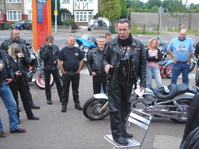 Thunder in the Tunnels 2007