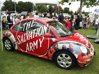 THE SALVATION ARMY SILICON VALLEY VIDEO INTERVIEWS